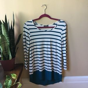 Papermoon for Stitchfix Striped Top